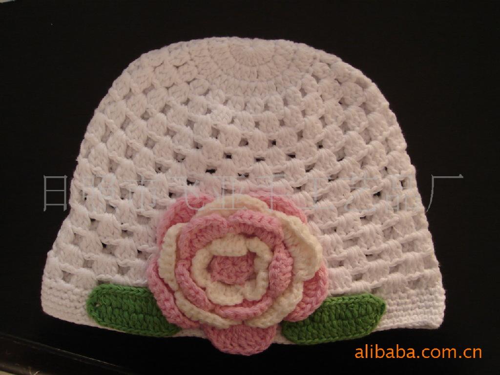 帽子,头饰.手工花边图片