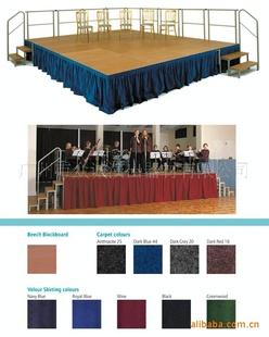 舞台-供应活动舞台-地毯面舞台-玻璃舞台-厂家--广州市众诚演