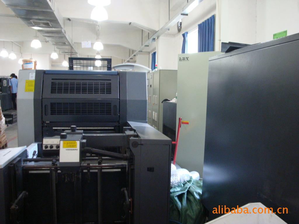 高效高质量光华印刷UV设备