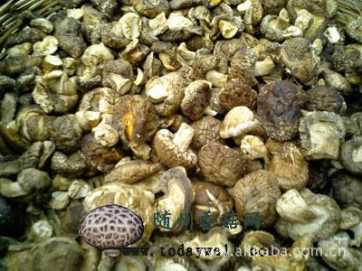 湖北随县三里岗镇原产地76元/KG的干香菇批发