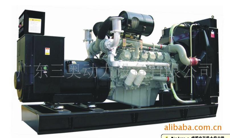 柴油发电机组 供应韩国大宇柴油发电机组,400KW发电机 柴油发电机高清图片