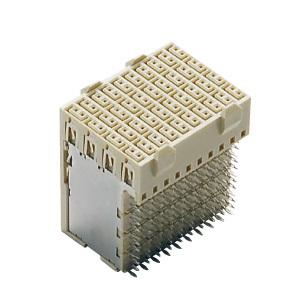 ZD,高速连接器,4,Row,2.5mm,TAIL,(108A)