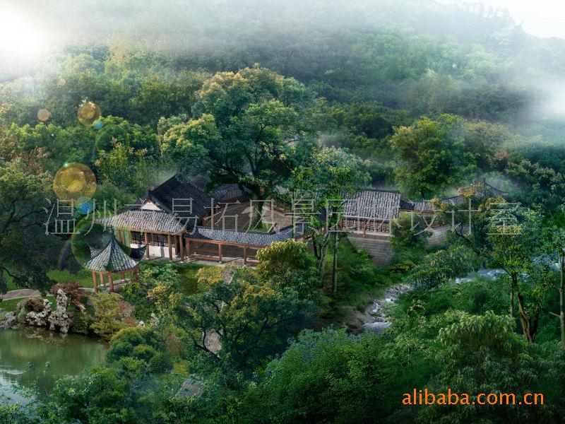 园林设计 风景园林设计 景观设计 绿化设计 规划 阿里巴巴
