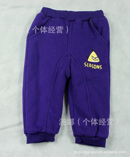 女童时尚棉裤 运动裤90 120CM 批发 -价格,厂家,图片,童裤,汤娜