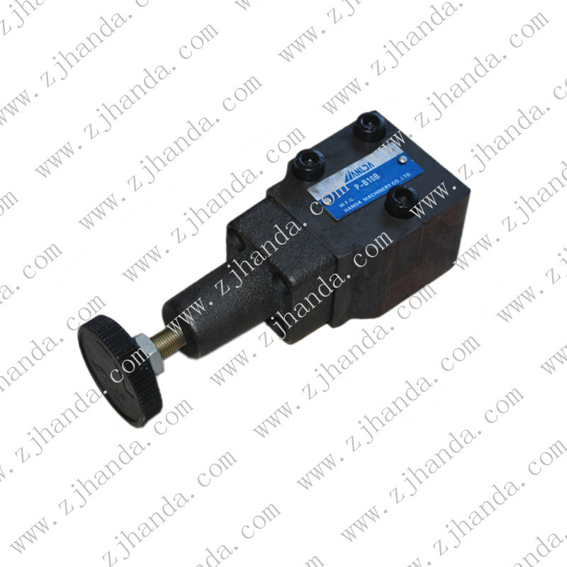溢流阀、电磁溢流阀、减压阀、单向减压阀 锯床配件