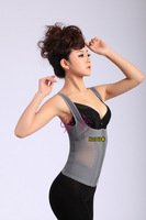 2012 slimming fat burning abdomen drawing thermal bra corset royal shaper beauty care female body shaping underwear shapers set