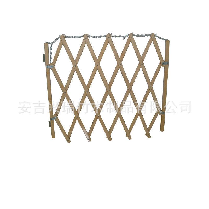 安吉专业生产订制天然竹园艺用品竹篱笆栅栏