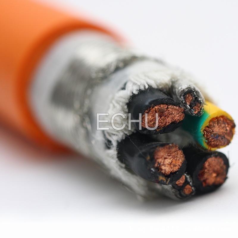 易初线缆-供应耐热、阻燃RVVYP伺服电缆线