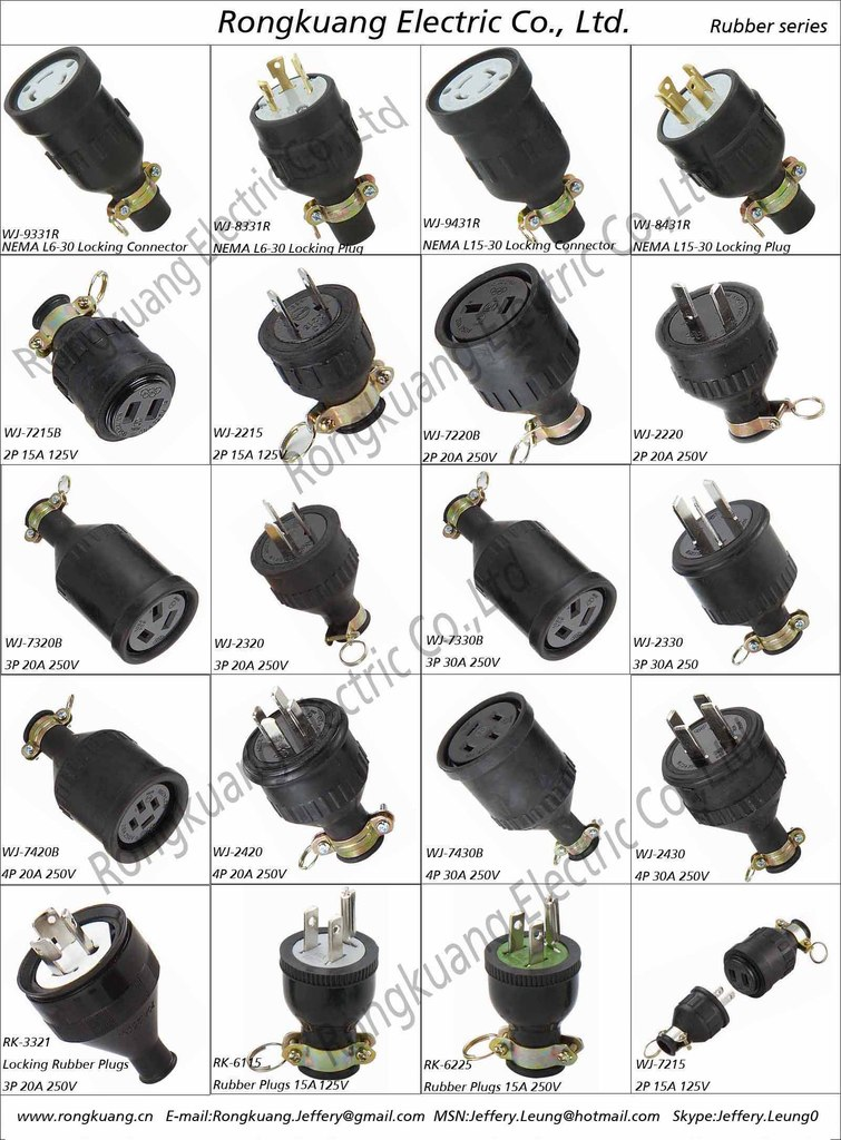 95 Electrical Power Connector Types Type C Electrical