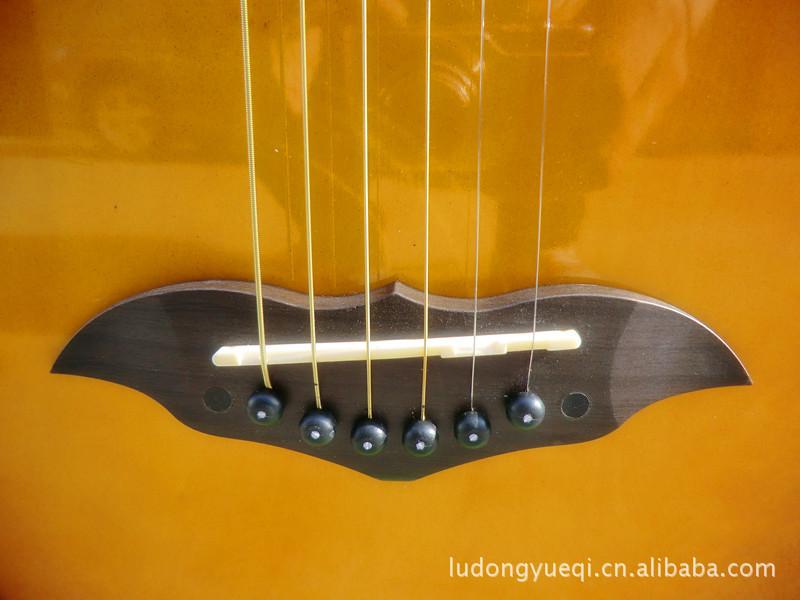 8 38寸民谣吉他 初学者缺角吉他 吉他配件 电贝斯 -价格,厂家,图