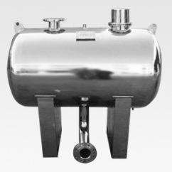 食品级不锈钢稳流罐 恒压供水罐 无负压变频供水罐 储水罐