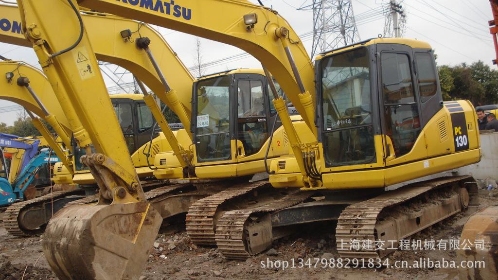 小松挖掘机 上海挖掘机120小松130小松200等挖掘机 阿里巴巴