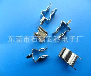 广东诚信商家供应保险丝夹AH 600,保险丝夹6