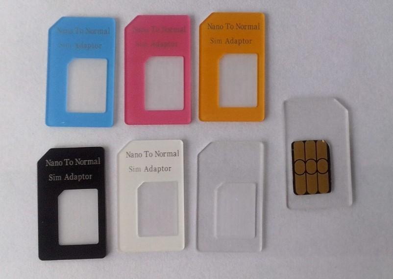 知名配件品牌R-SIM 卡套,nano sim还原卡套,MICRO SIM卡