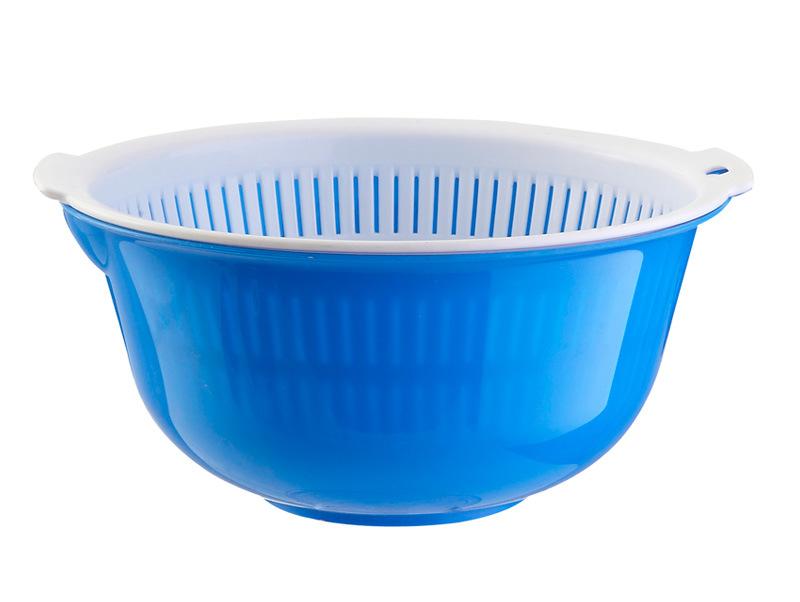【【木板滴水】淘米箩直销箩双层厂家淘米箩电木板胶塑料FRFR44GG1111图片