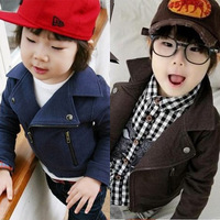 new arrival classic hot-selling autumn cotton sweatshirt small wool circle male children jacket fashion hoodies h82503