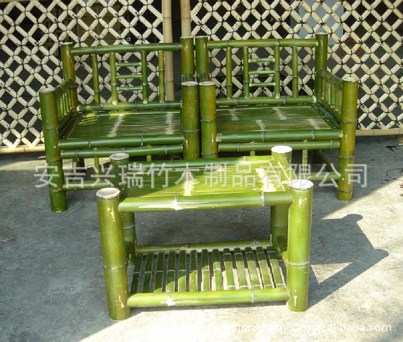 【安吉专业生产订制成套室内外家具竹木】重庆补漆家具图片