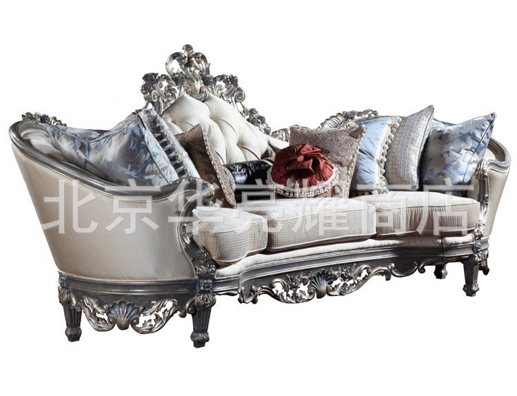 【李斯特奢华海星家具,家具拉卡萨系列沙发,四上皇家坊四人图片