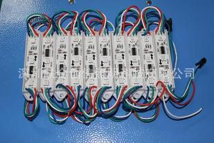 低压控制器 LED 全彩模组 LED发光字广告招牌