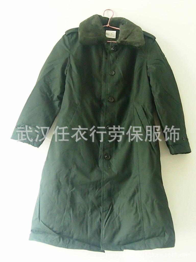 购女式 风衣 大衣 07 女校尉常服 棉 大衣图片
