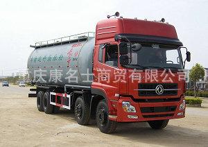 东风DFZ5311GFLA3粉粒物料运输车L290东风康明斯发动机