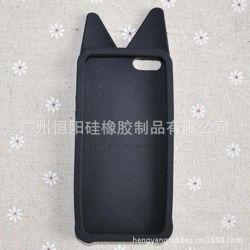 iphone5硅胶手机套