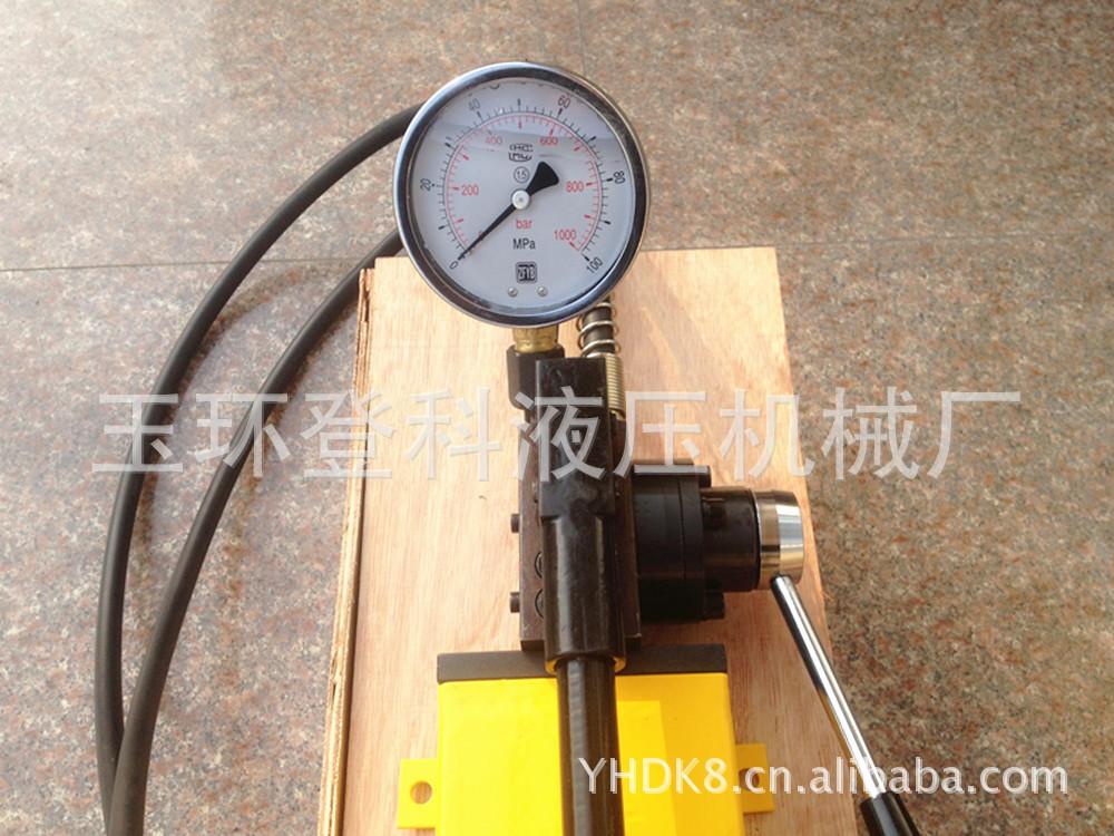 批发销售 登科机械液压泵 手动双向液压泵cp-700d图片