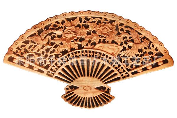 东阳木雕落地罩屏风挂落等各种木雕工艺