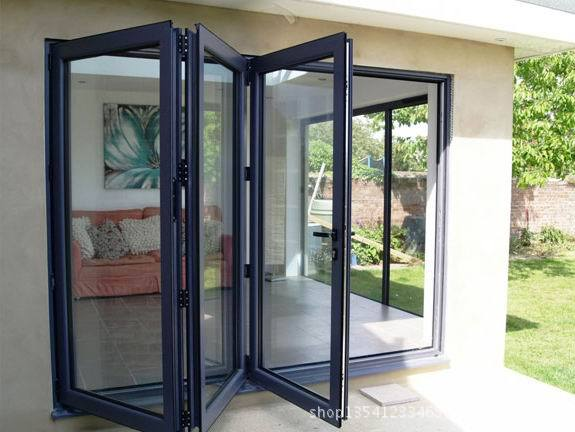 for French doors main entrance
