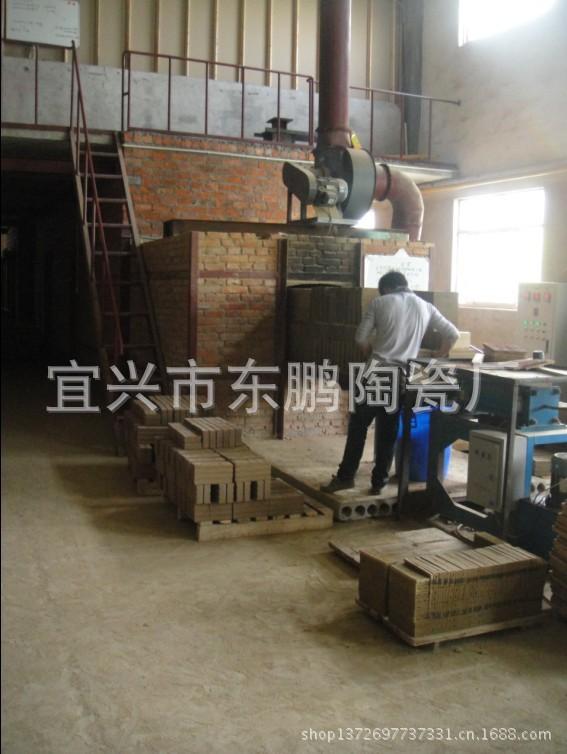 宜兴陶砖230115*40真空砖带孔砖陶土砖烧结砖广场砖图片_8