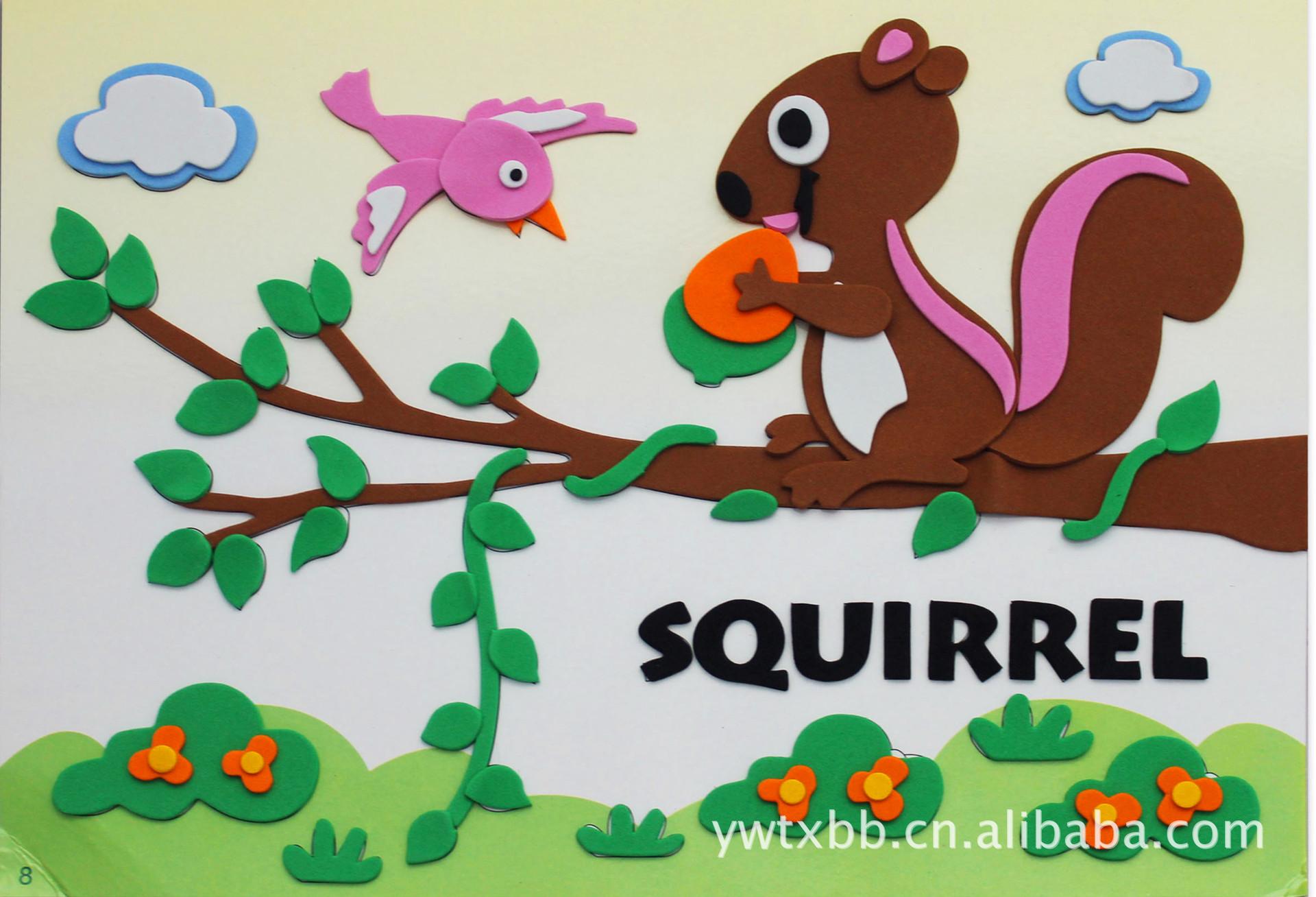 手工贴画 拼图玩具 幼儿园奖励贴画图片大全,义乌市荷叶塘创业文具