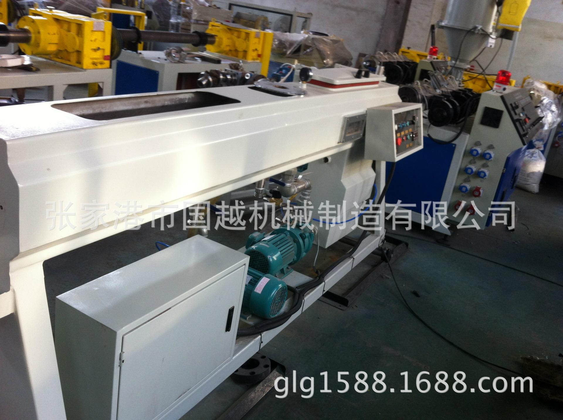 PC PMMA 透明管材精密挤出生产线1