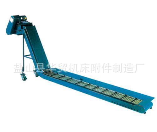 其他机床附件 生产华茂牌输送机 适用于数控机床的除屑输送机 其他机