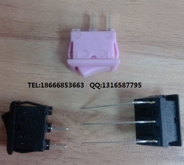 深圳市亮群电子有限公司 - DPST双刀单掷船型翘板开关品牌