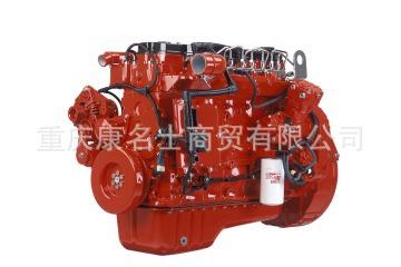 用于广和GR5120ZXX车厢可卸式垃圾车的ISDe185东风康明斯发动机ISDe185 cummins engine