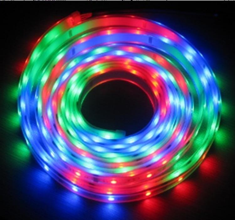 LED5050-60灯RGB贴片灯条.灯带、节能、方便、性能稳定 RGB灯带