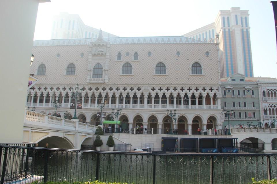 澳门关口到威尼斯人