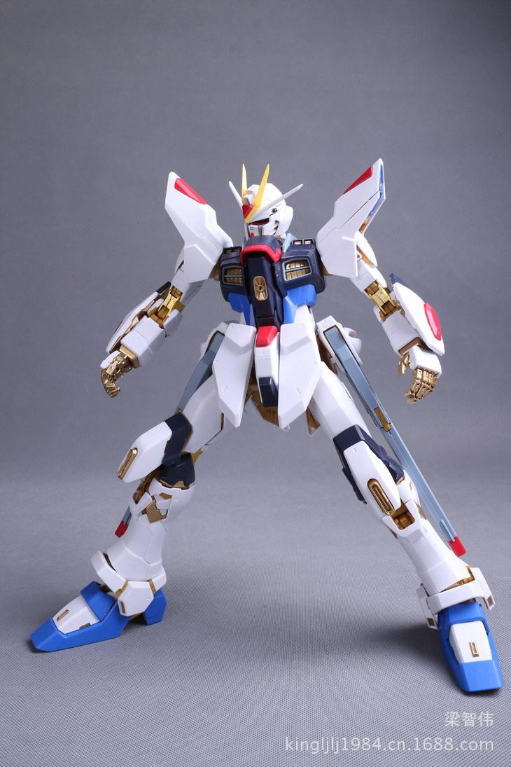 机器人模型 大班模型 PG高达1 60 强袭自由 GUNDAM高达模型 机器人
