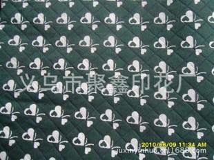 义乌丝网印花厂专业匹布印花/纺织布印花/雪纺布印花/梭织布印花
