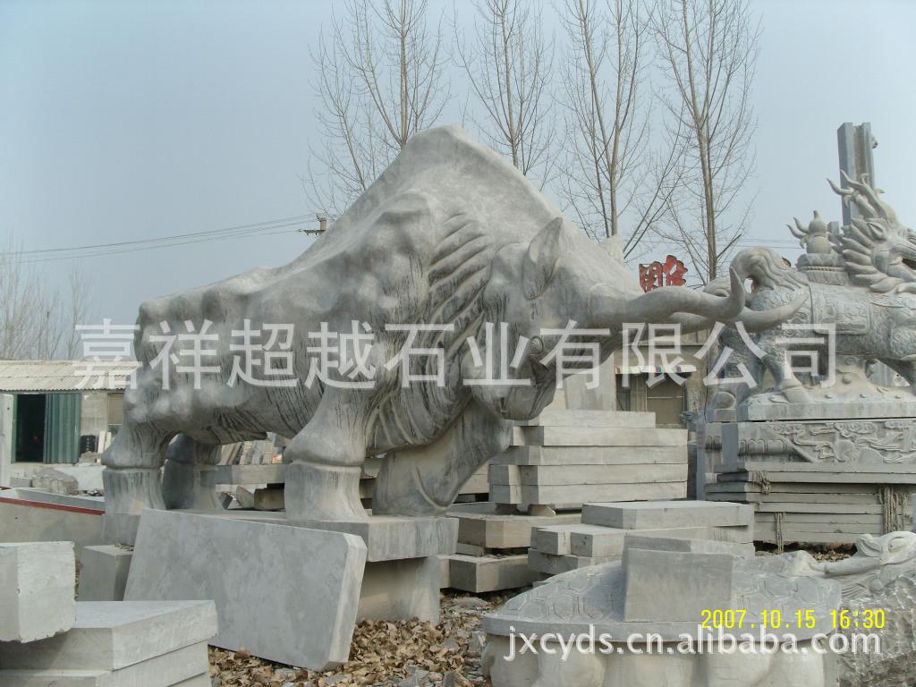 石雕分类:石雕雕刻设计手法多种多样,可以分为浮雕,圆雕,沉...