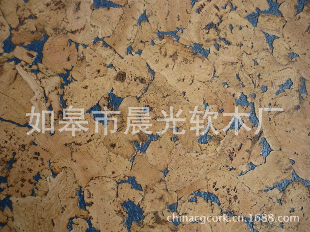 欧式墙纸 批发 时尚软木墙纸 3d加厚天然软木 隔音软木 阿里巴巴图片