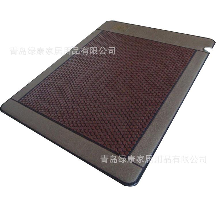 批优质锗石床垫 平面六角锗石床垫 【图】