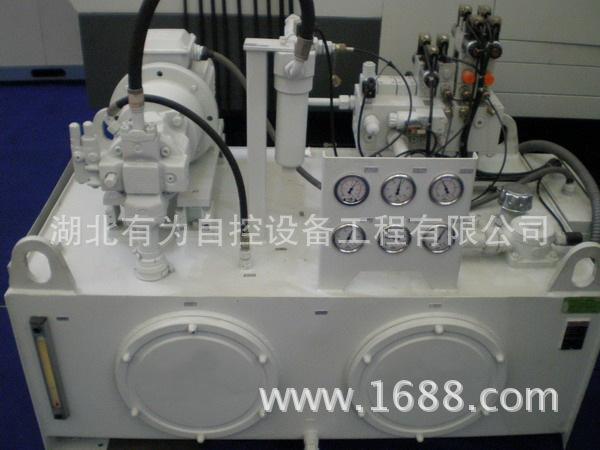 数控铣床配套液压系统