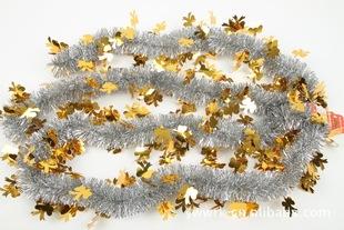 圣诞拉花 圣诞毛条 彩条 喜庆装饰品 婚庆用品 批发 加工定做