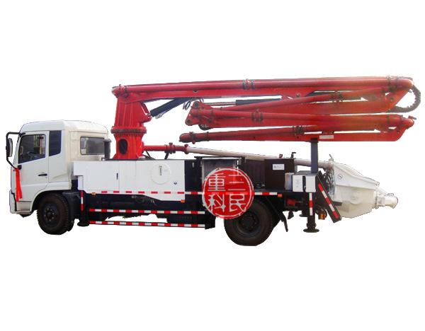 25米隧道专用泵车