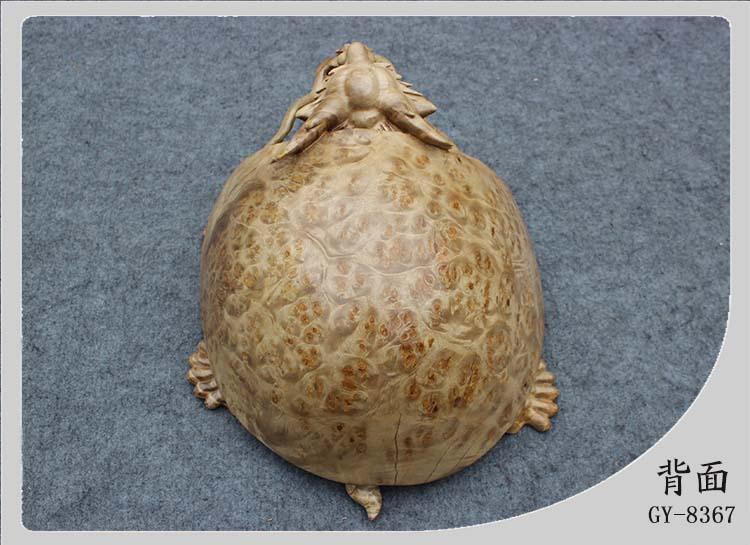 龙龟 龙头龟 根雕摆件 领导送礼 木雕工艺品摆件8367 -价格,厂家