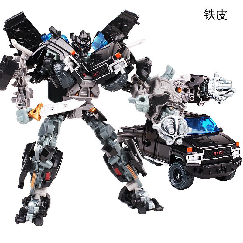 变形玩具 酷变金刚3 铁皮 变形机器人模型 男孩-变形金刚3铁皮死了 变