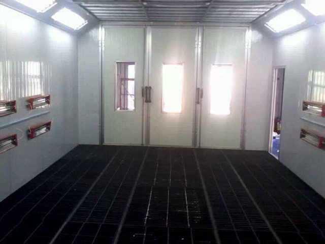 厂家直销烤漆房家具烤漆房高温烤漆房定制加工 除尘打磨环
