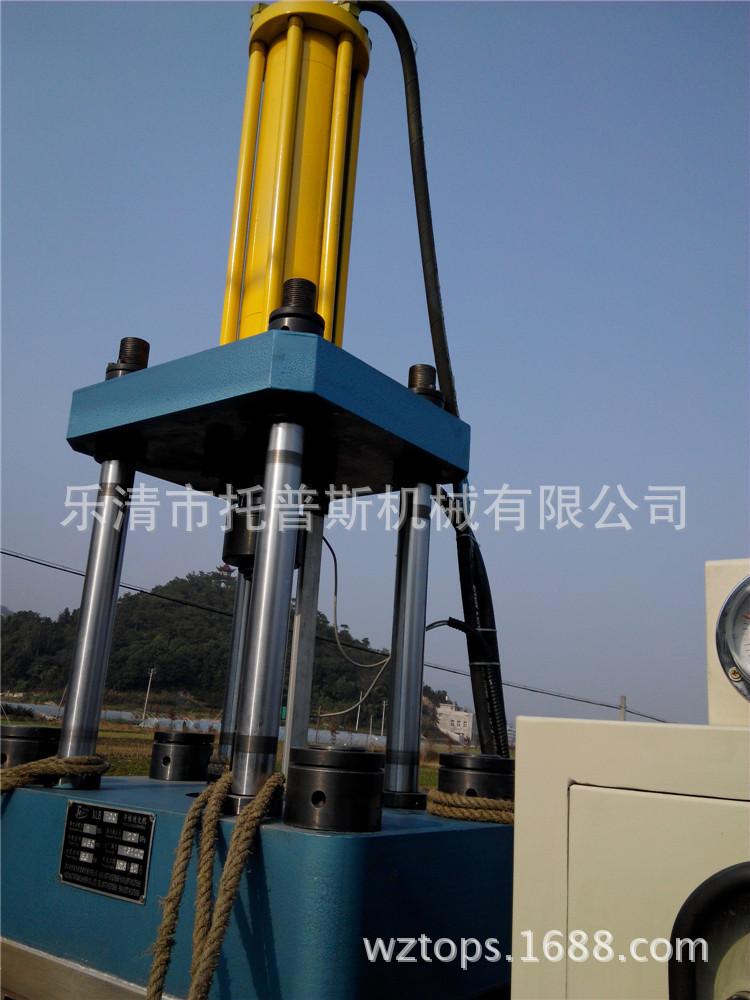 橡胶注压成型平板硫化机细节 (2)_副本