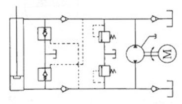 电液推杆电控工作原理图